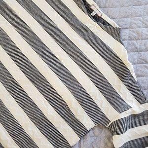 Anthropologie Sweaters - Anthro eri + ali striped Saborie Sweatshirt
